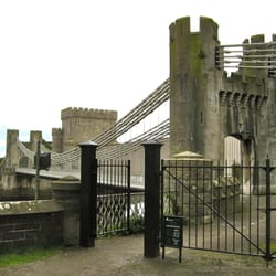 National Trust: Conwy Suspension Bridge, Conwy