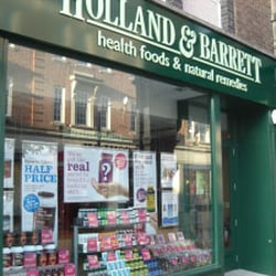 Holland & Barrett, Chester, Cheshire East