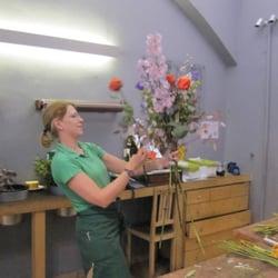 Blumenbinden vom profi