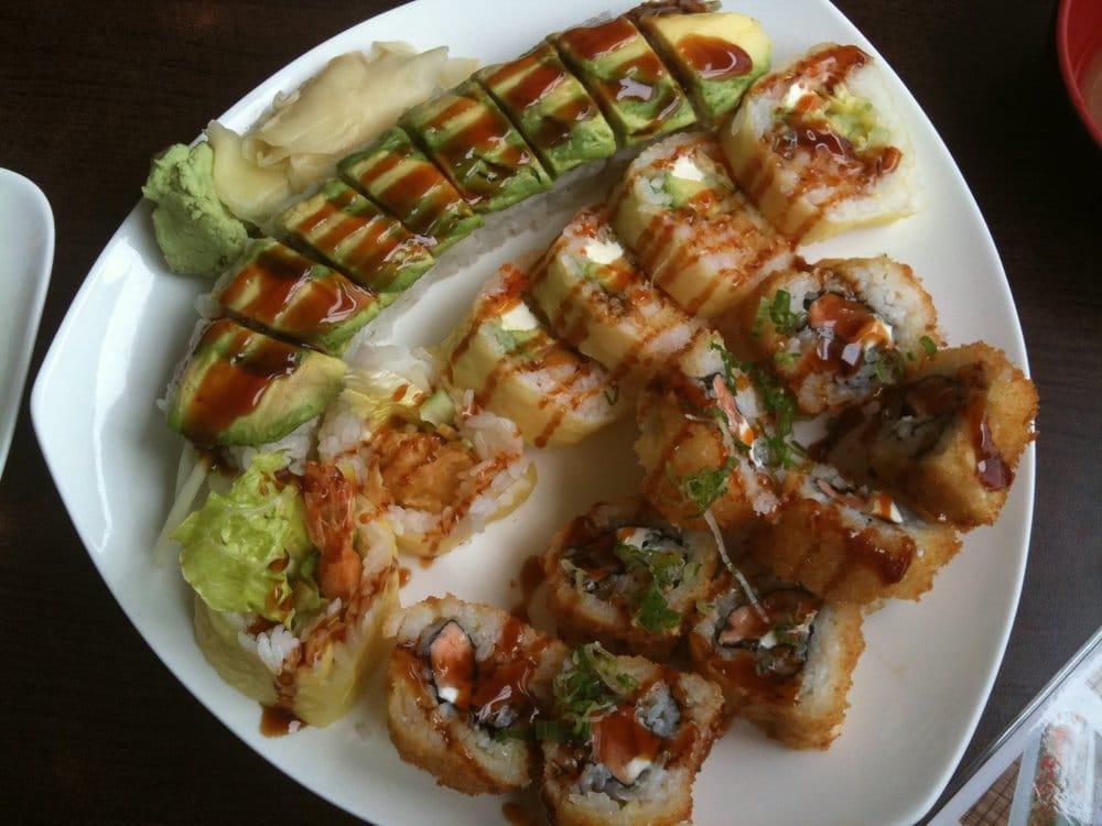 Fried Dragon Roll Dragon Roll, Da...