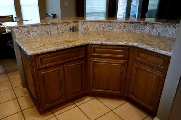 Yellow Moon Granite Slab : New york glaze kitchen cabinets yellow moon granite
