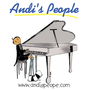 Andi's People Greeting Cards