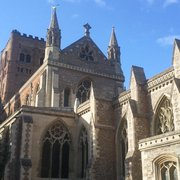 St Alban's Cathedral & Abbey, St. Albans, Hertfordshire