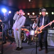 Boisdale - Jazz, Blues and soul Restaurant & BAr, London