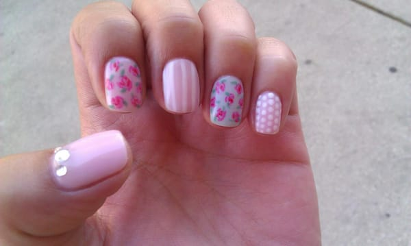 Cici nails lakeview chicago il united states yelp for A q nail salon collinsville il