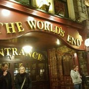 The World's End, London, UK
