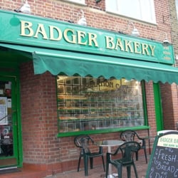 Badger Bakery, London