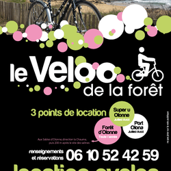 veloo de la foret location de velos, Les Sables d'Olonne, Vendée, France