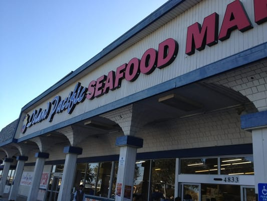 Island pacific seafood market seafood markets oxnard for Pacific fish market