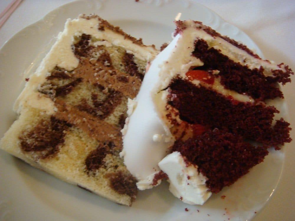 Red Velvet Cake Filling Options