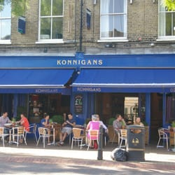 Konnigans, London, UK