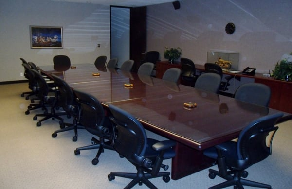 Conference Table Top Protector | Yelp