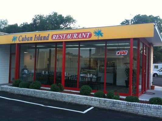 Cuban Island Restaurant Cuban Roanoke Va Yelp