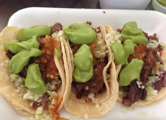 great authentic street taco experience the must try tacos al carbon