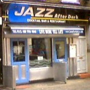 Jazz after Dark front
