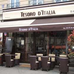 Tesoro d'Italia, Paris, France