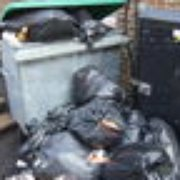 Wheelie bin emptying services Sameday