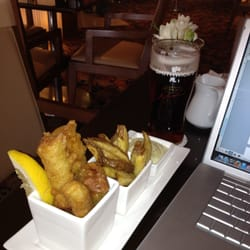High-end Fish & Chips