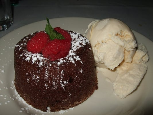 Morton s Legendary Hot Chocolate Cake Yelp