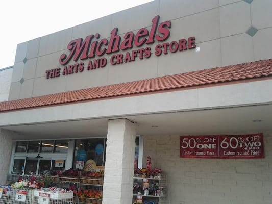 Michaels arts crafts westside reviews yelp for Michaels crafts jacksonville fl