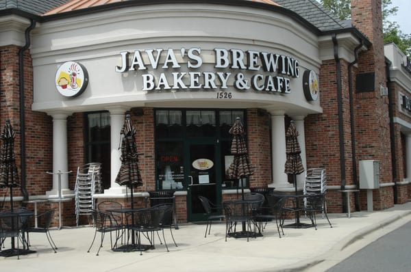 Java S Brewing Bakery And Cafe Waxhaw Nc
