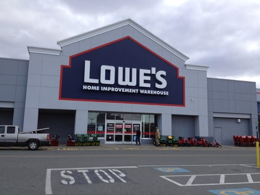 Lowe's Home Improvement - Building Supplies - Worcester, MA - Yelp