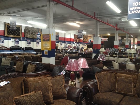s for Express Furniture Warehouse