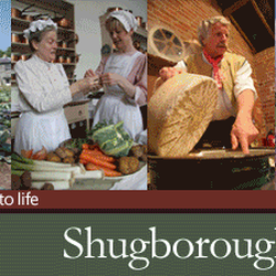 Shugborough Hall Estate, Stafford