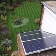 SureGlaze renewable energy - Solar panels