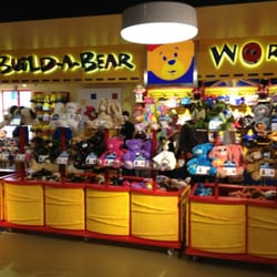 Build-a-bear inside Hamleys
