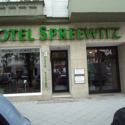 Hotel Spreewitz, Berlin, Germany