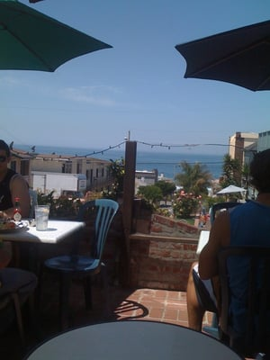Ocean View Cafe Manhattan Beach Ca