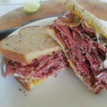 Pastrami meat from the deli turned into a homemade - Cortinas anaheim ...