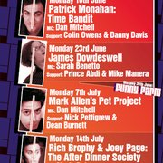 Funny Farm Edinburgh Preview Line-up