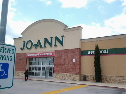 Jo ann fabric and craft north dallas dallas tx yelp for Joann craft store near me