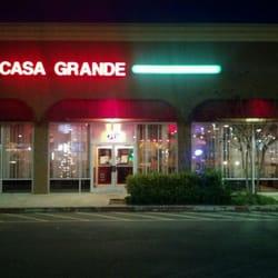 Casa Grande Mexican Restaurant Mexican