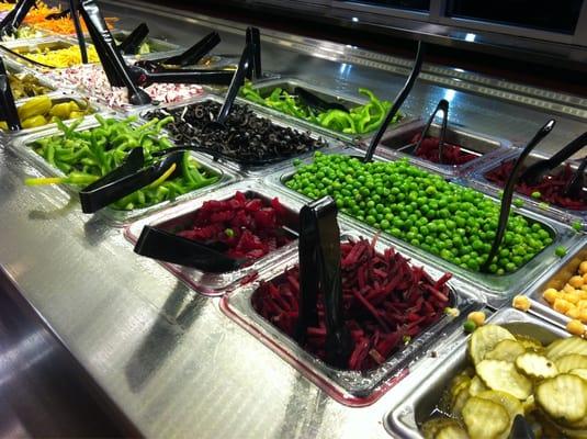 salad bar toppings yelp