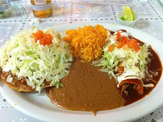 Mexican Chain Restaurant Recipes: Los Cabos Beef Tostadas