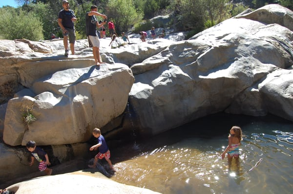 Green Valley Picnic And Campgrounds Hiking Julian Ca