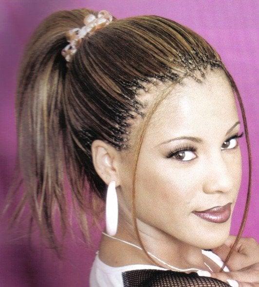 Human Hair Micro Braids  Yelp