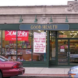 Good Health Natural Food Store Quincy Ma