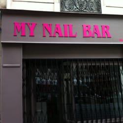 my nail bar trasferito strasbourg st denis bonne nouvelle parigi paris francia yelp. Black Bedroom Furniture Sets. Home Design Ideas
