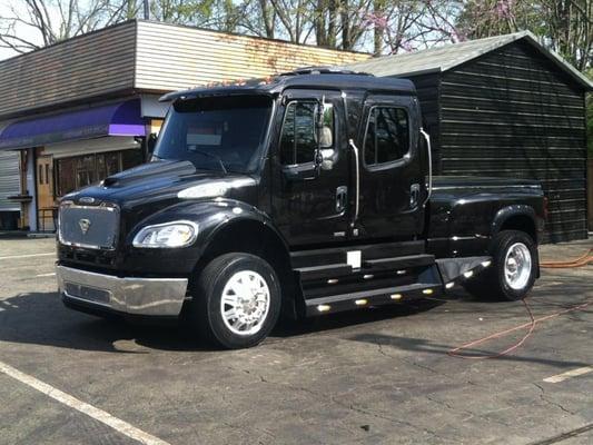 Shaq S Desiel Truck Yelp
