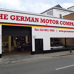 German Motor Co, London