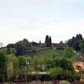 Countryside Hilltop view from Piazzale Michelangelo.