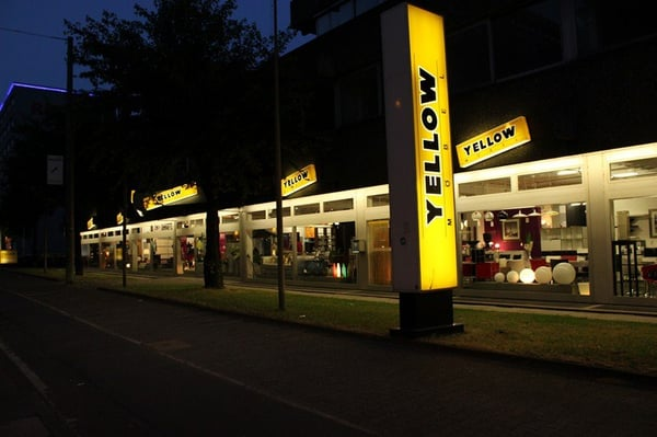 Buying furniture in Frankfurt am Main