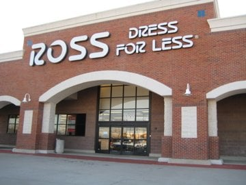 Ross clothing store locator   Clothes stores