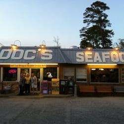 Doc's Seafood Shack and Oyster Bar - Orange Beach, AL - Yelp