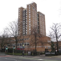 Owen's Park Tower, Manchester