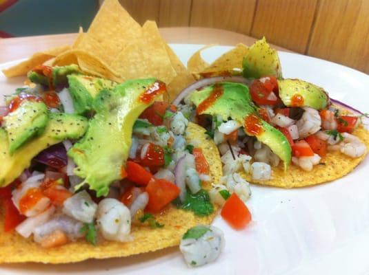 Tostadas De Ceviche Recipes — Dishmaps